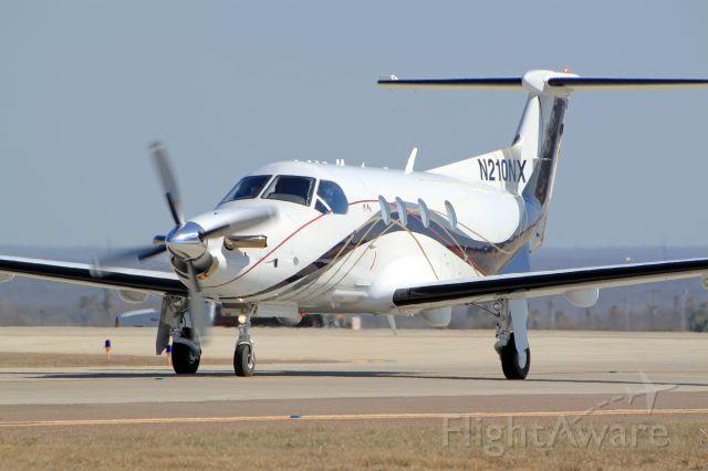Pilatus PC-12 (N210NX)