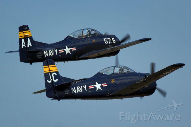North American Trojan (N828JC) - TICO Warbird Airshow 2014