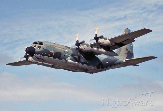 A97011 — - AUSTRALIA - AIR FORCE - LOCKHEED C-130H HERCULES (L-382) - REG : A97-011 (CN 382-4791) - EDINBURGH RAAF BASE ADELAIDE SA. AUSTRALIA - YPED (17/9/1982)