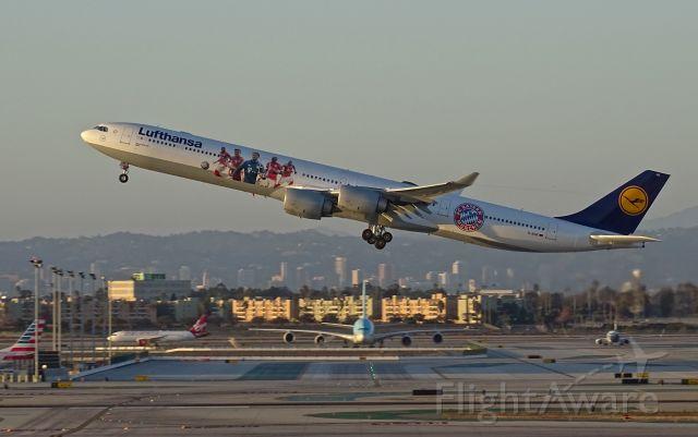 Airbus A340-600 (D-AIHK) - a rel=nofollow href=http://flightaware.com/live/flight/DAIHK/history/20161026/0005Z/KLAX/EDDMhttps://flightaware.com/live/flight/DAIHK/history/20161026/0005Z/KLAX/EDDM/a