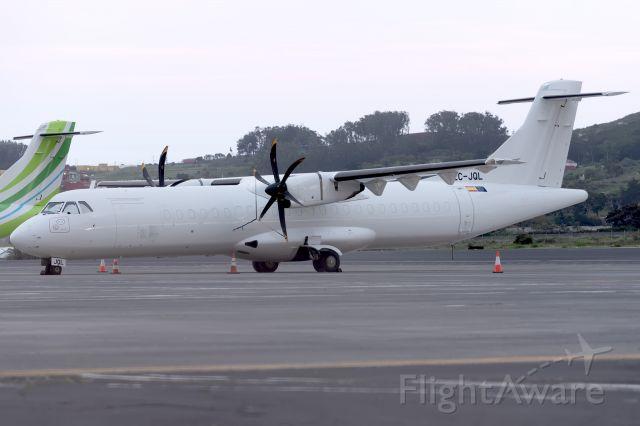ATR ATR-72 (EC-JQL) - Tenerife Nortebr /18 april 2021