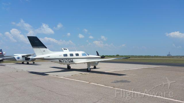 Piper Malibu Mirage (N717GM)