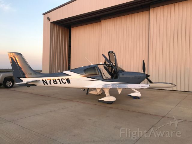 Cirrus SR22 Turbo (N781CW) - Could you please delete