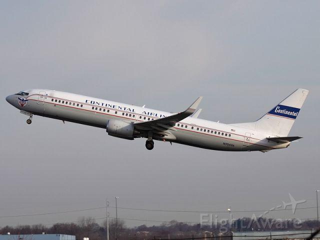 Boeing 737-900 (N75436) - N75436