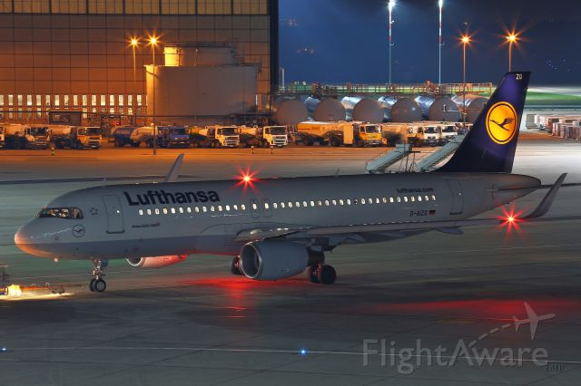 Airbus A320 (D-AIZQ)