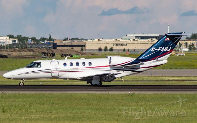 Cessna Citation CJ4 (C-FANJ)