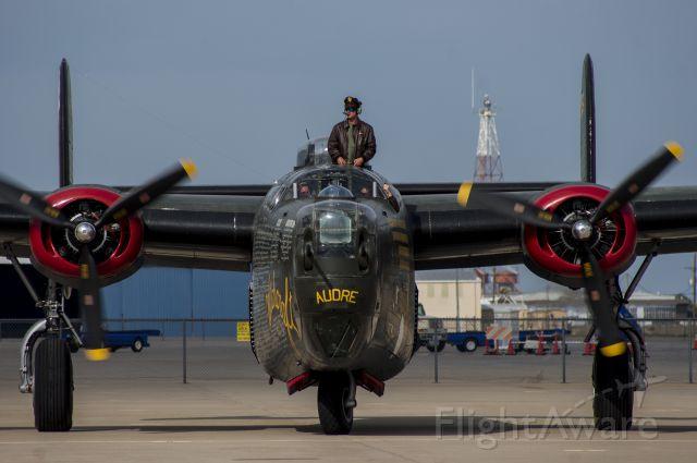 "Consolidated B-24 Liberator (NX224J) - Collings Foundation B-24 Liberator ""Witchcraft"""