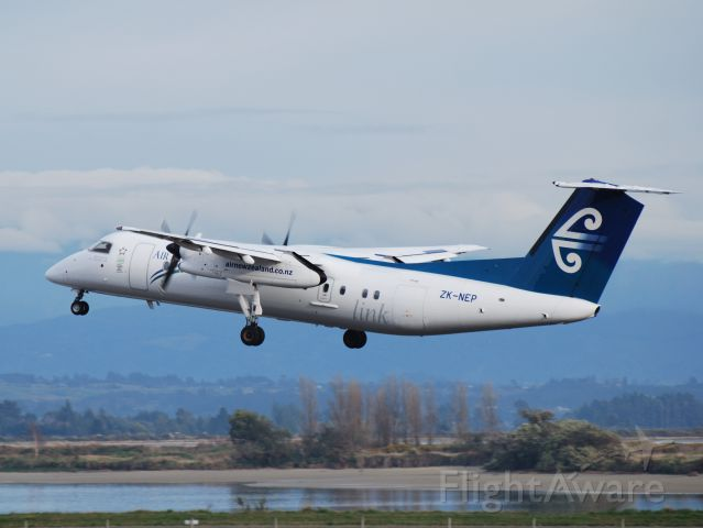 de Havilland Dash 8-300 (ZK-NEP)