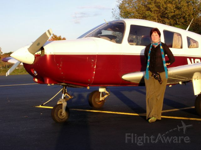 Piper Cherokee (N81740) - Cadwell, Essex County Airport, NJ.  Piper Mama Training with N81740.