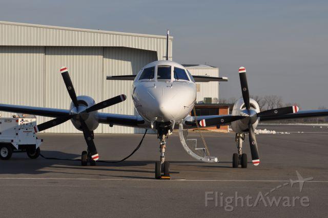 Fairchild Dornier SA-227DC Metro —