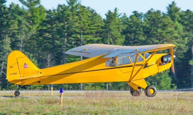 Piper NE Cub (N7715H) - Cub Yellow!