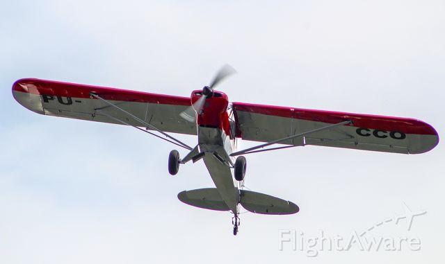 Piper L-21 Super Cub (PU-CCO)