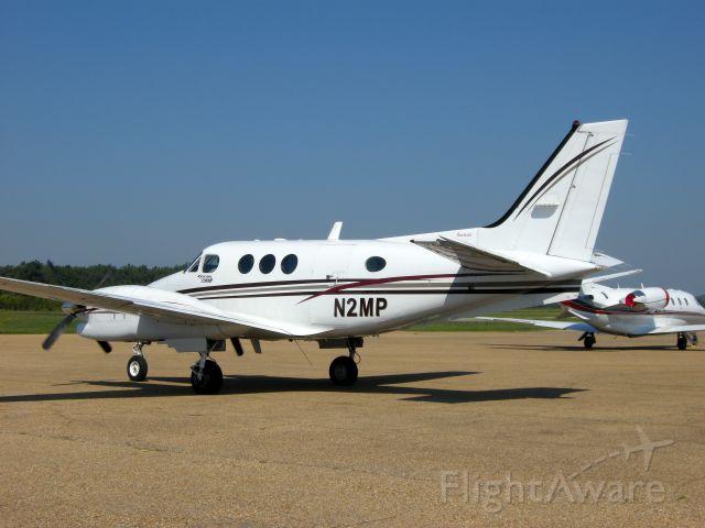 N2MP — - Missouri Highway patrol King Air
