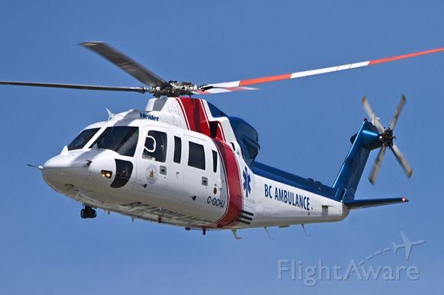 Sikorsky S-76 (C-GCHJ)