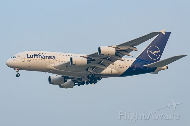 Airbus A380-800 (D-AIMC) - Thanks for view and give me 5 star please