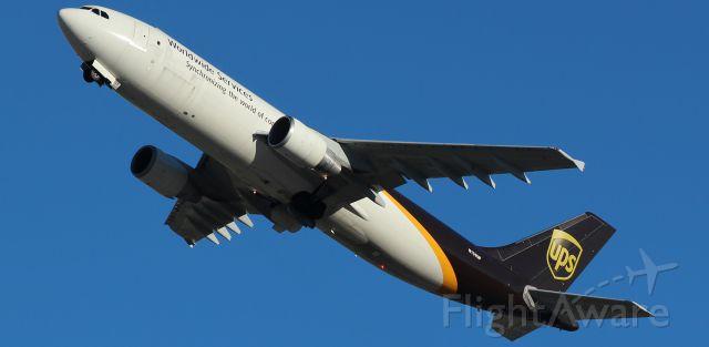 Airbus A300F4-600 (N159UP) - UPS