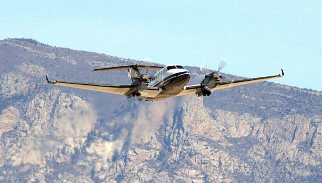 Beechcraft Super King Air 300 (N531AW)