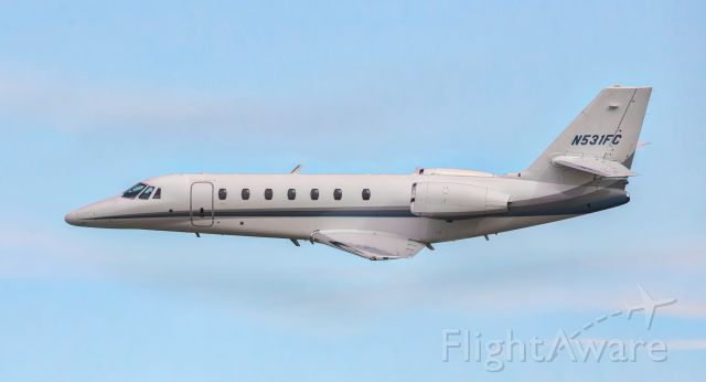 Cessna Citation Sovereign (N680FC)