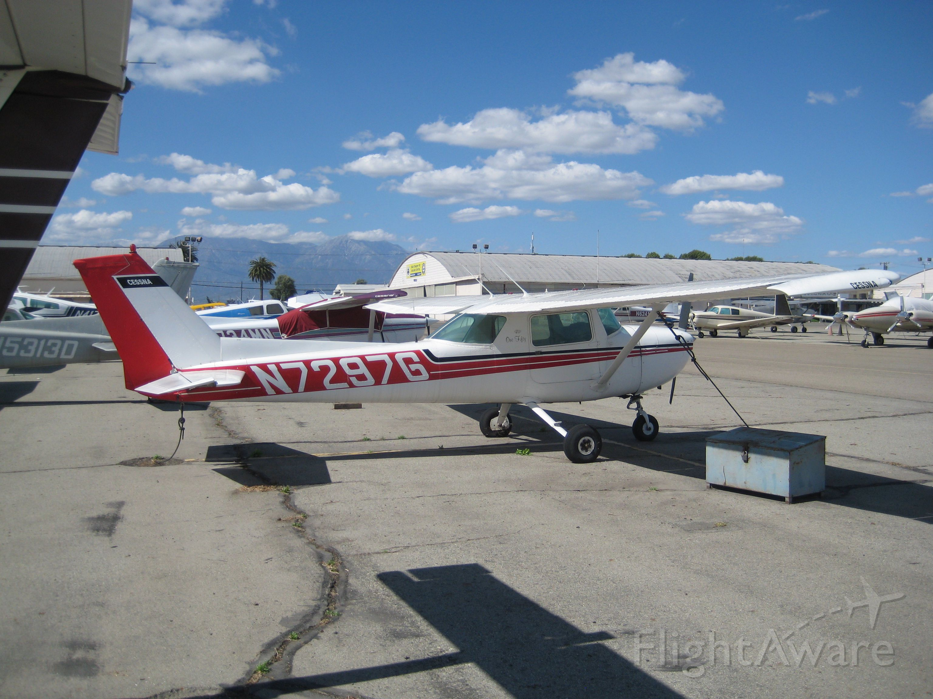 Cessna Commuter (N7297G) - I LEARNED TO FLY ON THIS BABY...Miss it