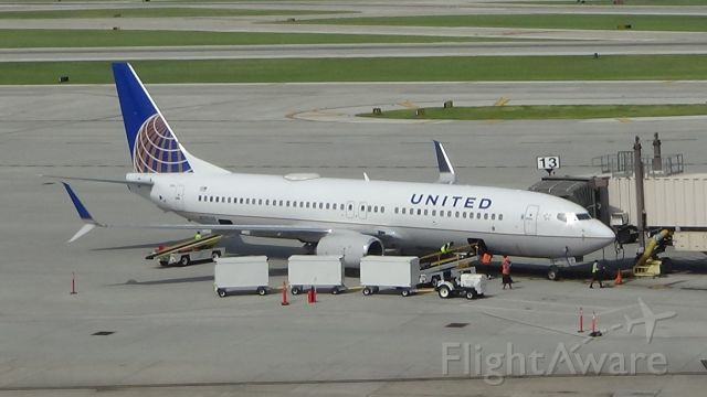 """Boeing 737-800 (N78506) - Just in from Denver! Date - July 26, 2019 Be sure to check out my Youtube channel called, """"Brennan's Flight Factor"""""""