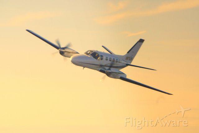 Cessna Conquest 2 (N87WS) - Conquest in Flight
