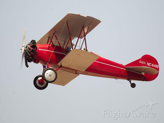 NAC4418 — - Sightseeing flights - great fun!