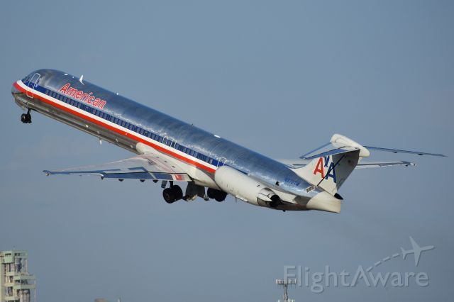 McDonnell Douglas MD-80 (N972TW)