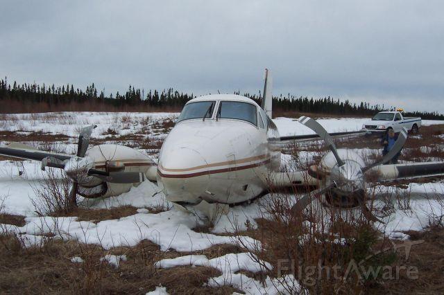Beechcraft King Air 100 —
