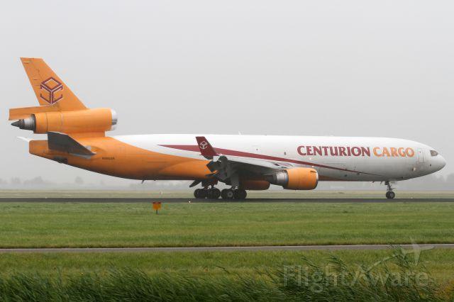 N986AR — - Landing at Polderbaan