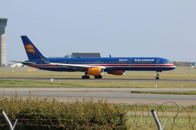 BOEING 757-300 (TF-ISX) - Spotting at CPH, Aug 29, 2019