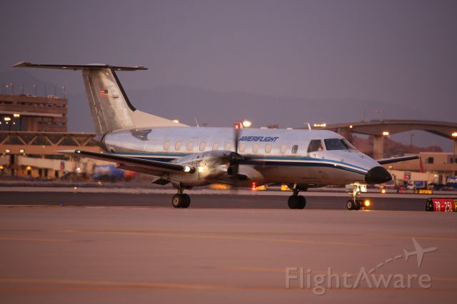 Embraer EMB-120 Brasilia (N257AS)