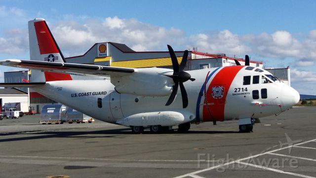 ALENIA Spartan (C-27J) (HC27J2714) - Alenia C-27 Spartan