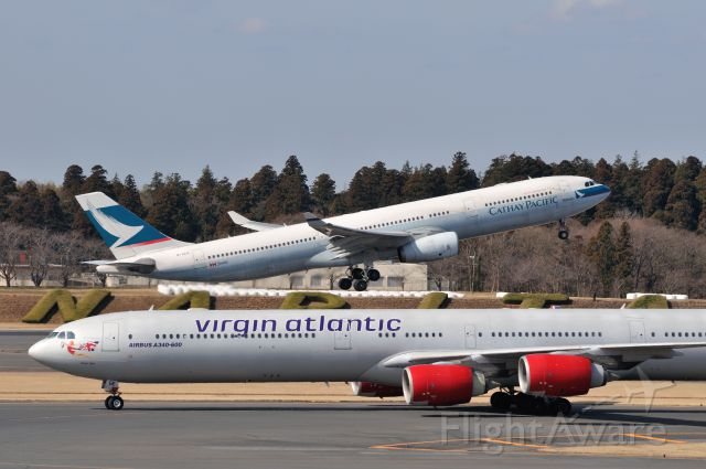Airbus A330-300 (B-HLK) - 2012/3/14