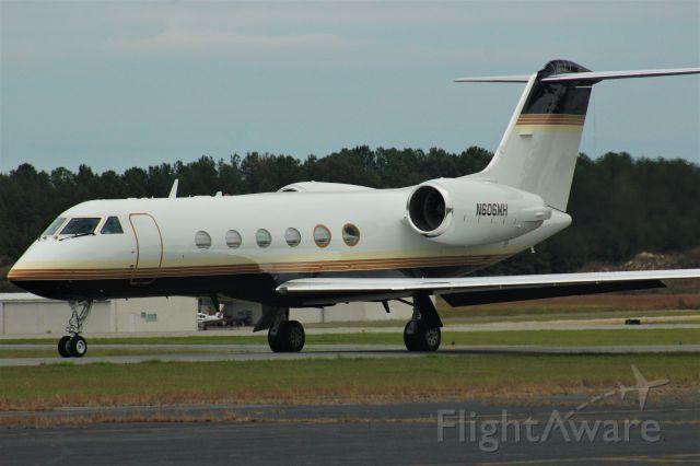 Gulfstream Aerospace Gulfstream IV (N606MH)
