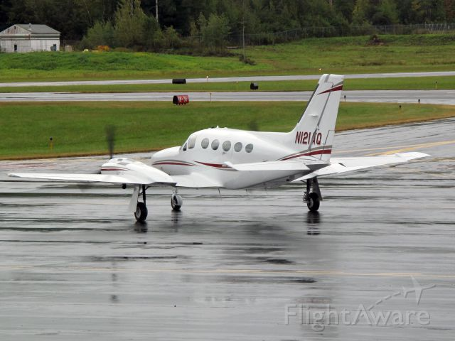 Cessna 421 (N121AQ) - Best pressurized piston twin on the market. Geared engines, low noise levels. Good payload.
