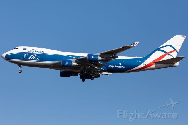 Boeing 747-400 (G-CLAA)