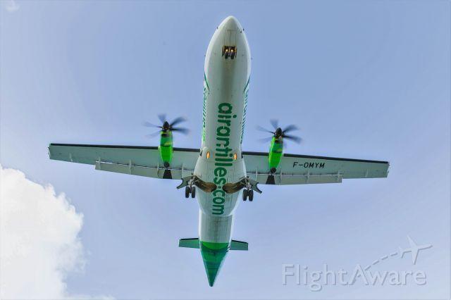 Aerospatiale ATR-42-300 (F-OMYM)