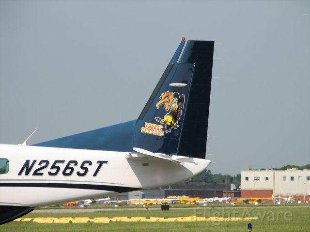 Cessna Caravan (N256ST) - Sentamental Journey 2010