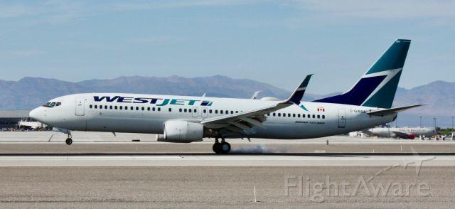 Boeing 737-800 (C-GWSA)