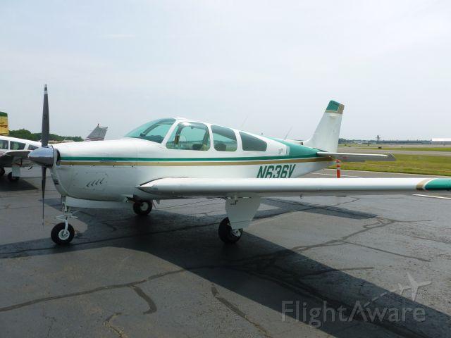 Beechcraft Bonanza (33) (N636V)
