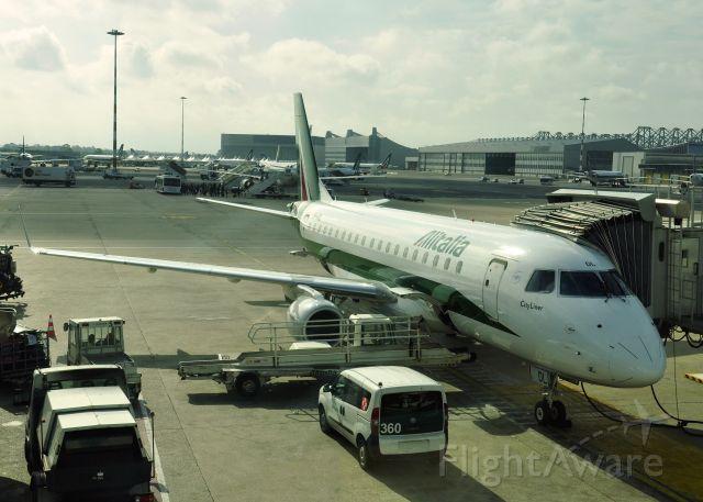 Embraer 170/175 (EI-RDL) - Alitalia Cityliner Embraer ERJ-175STD EI-RDL in Roma Fiumicino
