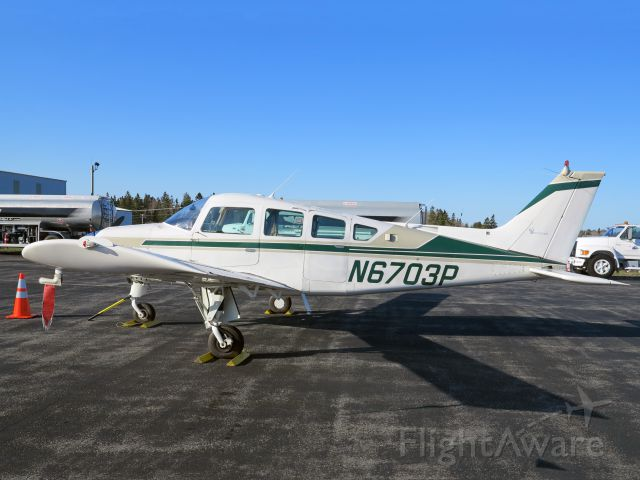 Beechcraft Sundowner (N6703P) - Friendly people at Colombia Air Services FBO.