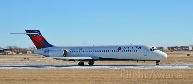 Boeing 717-200 (N968AT) - freshly painted 717 painted on Delta colors (former AirTran bird)
