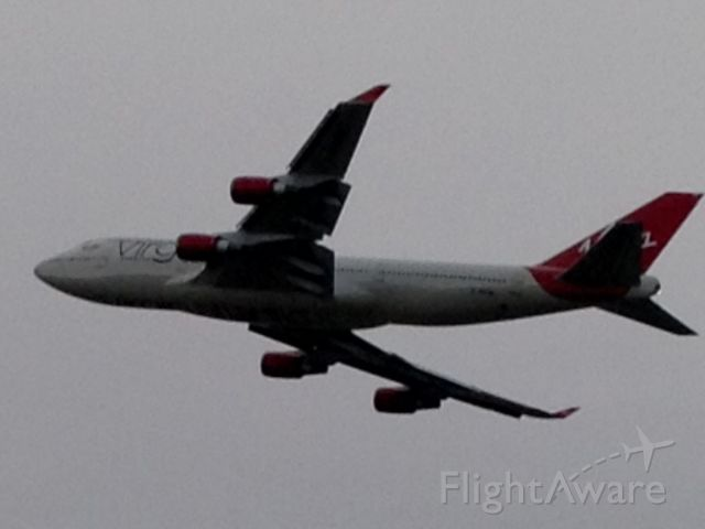 Boeing 747-400 (VROM) - Emergency landed in Winnipeg!