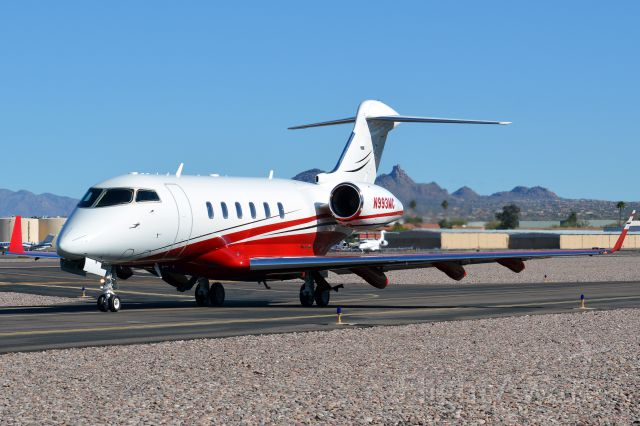 Bombardier Challenger 300 (DCM6083)