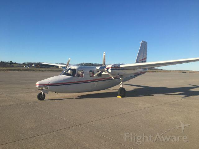 Aero Commander 500 (N6287X)