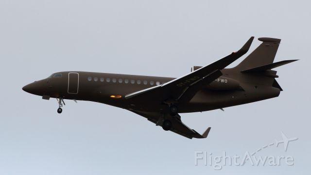AMERICAN AIRCRAFT Falcon XP (OY-FWO)