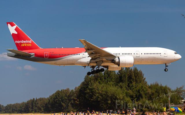 Boeing 777-200 (VP-BJF)