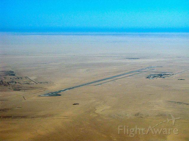 — — - Walvis Bay International Airport, Namibia