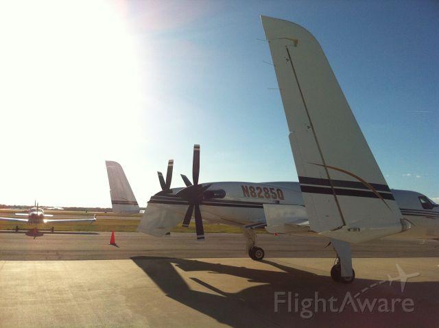 Cessna Chancellor (N8285Q)